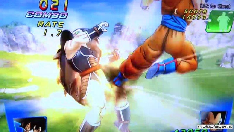 Dragon Ball Z per Kinect sarà giocabile all'Aquafan di Riccione