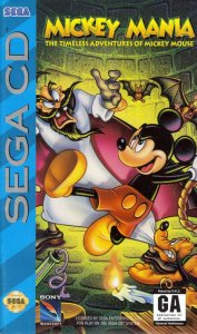 Mickey Mania: The Timeless Adventures of Mickey Mouse per Sega Mega-CD