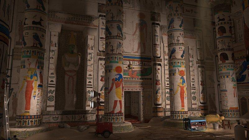 La Soluzione di Nancy Drew: Tomb of the Lost Queen