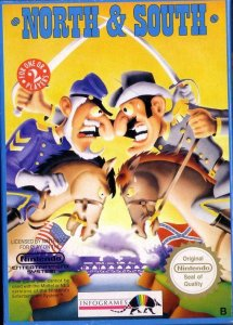 North & South per Nintendo Entertainment System