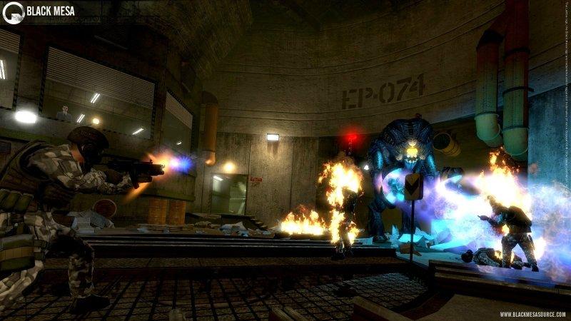 Ecco il vero Half Life Source!