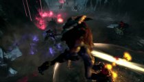 Core Blaze - Skill e combattimento