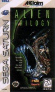 Alien Trilogy per Sega Saturn