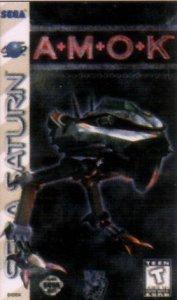 Amok per Sega Saturn
