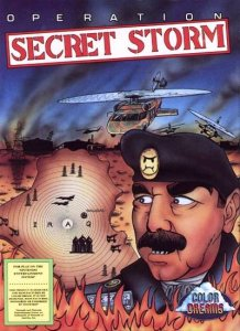 Operation Secret Storm per Nintendo Entertainment System