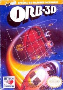 Orb 3-D per Nintendo Entertainment System