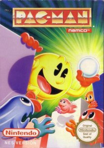 Pac-Man per Nintendo Entertainment System