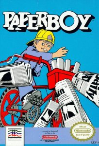 Paperboy per Nintendo Entertainment System