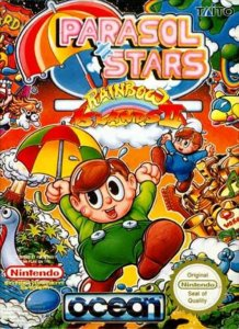 Parasol Stars per Nintendo Entertainment System