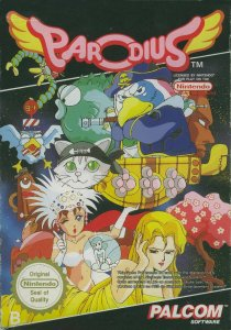Parodius per Nintendo Entertainment System