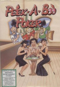 Peek A Boo Poker per Nintendo Entertainment System