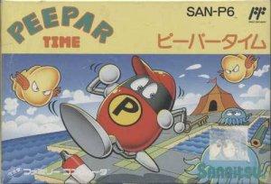 Peepar Time per Nintendo Entertainment System