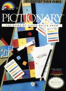 Pictionary per Nintendo Entertainment System