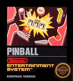 Pinball per Nintendo Entertainment System