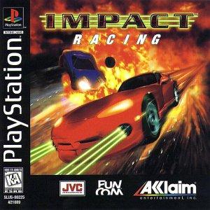 Impact Racing per PlayStation