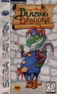 Blazing Dragons per Sega Saturn