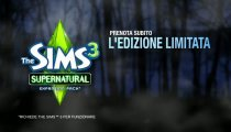 The Sims 3: Supernatural - Trailer di presentazione