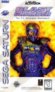 Blast Chamber per Sega Saturn