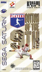 Bottom of the 9th per Sega Saturn
