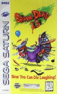 Brain Dead 13 per Sega Saturn