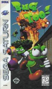 Bug Too! per Sega Saturn