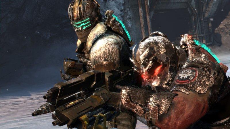 E3 2012 - Dead Space 3 giocato live durante la conferenza EA