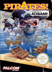 Pirates! per Nintendo Entertainment System