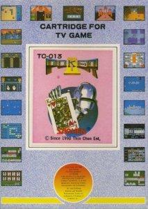 Poker II per Nintendo Entertainment System