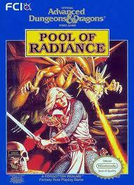 Pool of Radiance per Nintendo Entertainment System