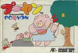 Pooyan per Nintendo Entertainment System
