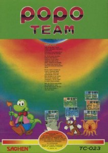 Popo Team per Nintendo Entertainment System
