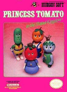 Princess Tomato in the Salad Kingdom per Nintendo Entertainment System
