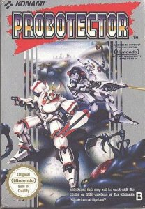 Probotector per Nintendo Entertainment System