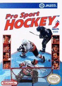 Pro Sport Hockey per Nintendo Entertainment System