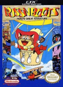 Puss 'N Boots: Pero's Great Adventure per Nintendo Entertainment System