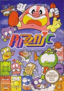 Puzznic per Nintendo Entertainment System