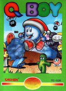 Q Boy per Nintendo Entertainment System