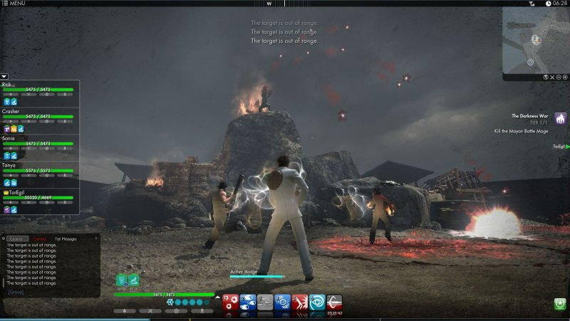 Una nuova mappa PvP per l'ultimo weekend beta di The Secret World