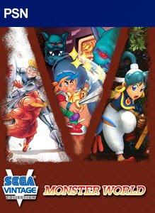 SEGA Vintage Collection: Monster World per PlayStation 3