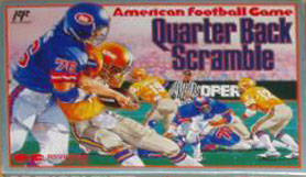 Quarter Back Scramble: American Football Game per Nintendo Entertainment System