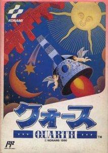 Quarth per Nintendo Entertainment System