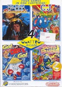 Quattro Arcade per Nintendo Entertainment System