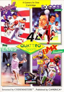 Quattro Sports per Nintendo Entertainment System