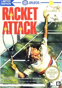 Racket Attack per Nintendo Entertainment System