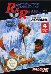 Rackets & Rivals per Nintendo Entertainment System
