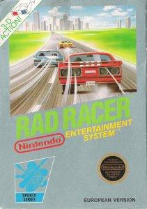 Rad Racer per Nintendo Entertainment System