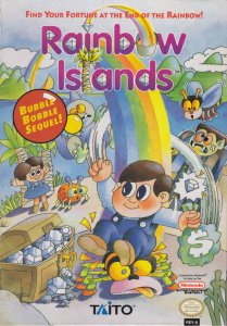 Rainbow Islands per Nintendo Entertainment System