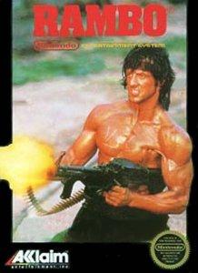 Rambo per Nintendo Entertainment System