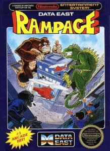 Rampage per Nintendo Entertainment System