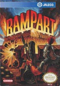 Rampart per Nintendo Entertainment System